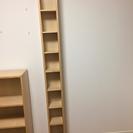IKEA GENDBY イケア 棚 本棚でもCD用でも使えます[編集済]