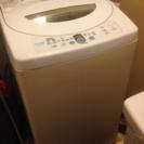 洗濯機  取引中