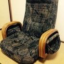 リクライニング・旋回自由な座椅子