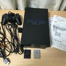 【PS2】プレステ2 箱、説明書、全て揃ってます!