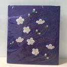 日本刺繍  梅