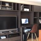 壁面収納(TVボード/デスク/キャビネット)