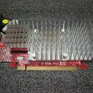 グラフィックボード ATI Radeon HD4350 512MB...