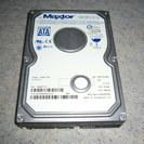 MAXTOR SERIAL ATA 200GB ハードディスク