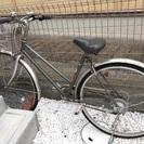 自転車(ママチャ) 27インチ 変速切替付き