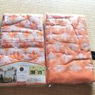 【お譲り先決定】カーテン2枚セット 未使用