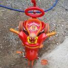 アンパンマンの三輪車です♪