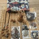 アジアン雑貨とネックレス