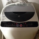 SHARP シャープ Ag+イオンコート 6.0kg洗濯機 ES-...