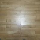 (お引取先決まりました)ウッド(木製)カーペット(4.5畳用と6畳用)