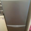 冷蔵庫 Panasonic 型番NRーB144W