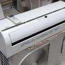 2012年製 TOSHIBA RAS-221JD 冷暖房エアコン ...