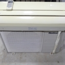 2007年製 National CS-H407A2 冷暖房エアコン...
