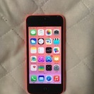 iphone5cピンク