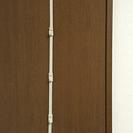 無印 扉に付けられる収納 フックベルト×2個