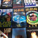洋楽 ミュージック ビデオテープ 32本 すべてまとめて 3000円です