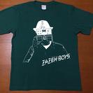 ZAZEN BOYS 直筆サイン入りTシャツ