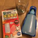ペットの保温電球