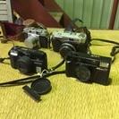 アンティークカメラ 4台‼️