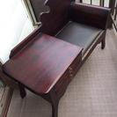バリ 椅子 電話代 輸入家具 アジアン 値引き交渉可