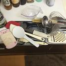 キッチン用品もろもろセット(かなりお得です)