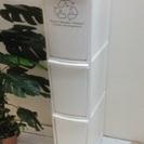 ダストボックス 3段 ゴミ箱 分別 縦型