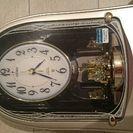 セイコー置時計
