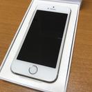 新品!iPhone5s 16g ゴールド色 本体のみ。