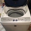 一人暮らしなら充分サイズの洗濯機