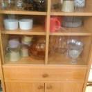 収納棚、食器棚