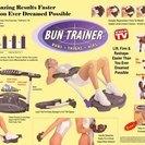 トレーニング器具 BUN TRAINER