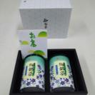 日本茶(煎茶) 2缶セット