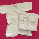 赤ちゃんの城 コンビ肌着&2wayドレス 50-60cm