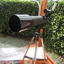 天体望遠鏡 日本製 40-100倍ズーム