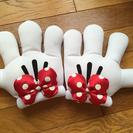 ミニーちゃんの手袋