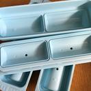 縦長の氷が作れる製氷皿 3個セット