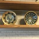 飾り皿 2枚セット
