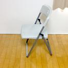 無印良品 折りたたみ椅子4脚セット+おまけ1脚