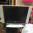 LG 電子テレビ 20v