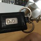 D&G キーリング★中古