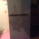 取引中☆ジャンク品0円☆national2001年製 冷凍冷蔵庫