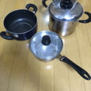 【中古】鍋セット