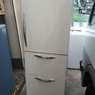 2008年 日立 255L 冷凍冷蔵庫 自動製氷機能付き 売ります