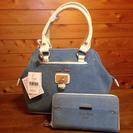 【新品未使用品】財布とバッグセット