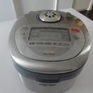 東芝IH炊飯器 5.5合炊き 古いけれどおいしいご飯が炊けます