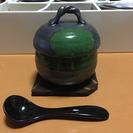 未使用品   茶碗蒸しの器