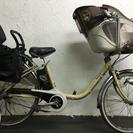 パナソニック電動子供乗せ自転車