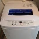 洗濯機 2015年製造 ハイアールJW-K42H 4.2kg