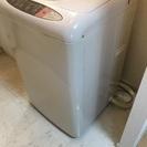 SANYO洗濯機、National冷蔵庫