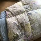 シングルサイズ 寝具をお探しの方差し上げます